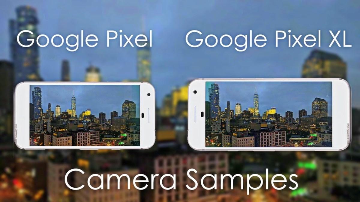 Google Pixel  Vs Iphone  Camera