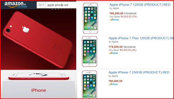 Read Apple IPhone RED Specifications Here