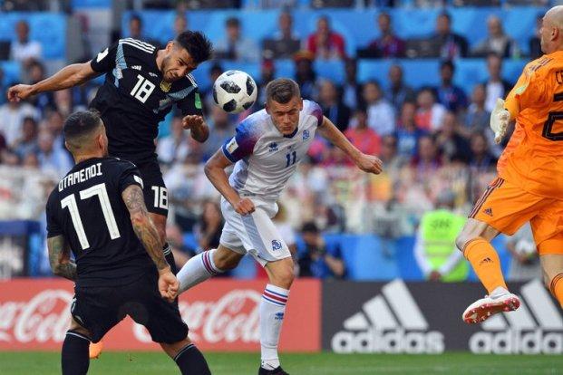 aguro scores against iceland
