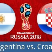 Croatia 3 - 0 Argentina: Shocking defeat for Argentina, Pre Quarter dreams diminished - See FIFA world cup highlights, Match Summary and Live score updates