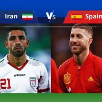 Iran 0-1 Spain: Spanish Army broke into Iranian defence to step towards Pre Quarter – See FIFA world cup 2018 highlights, match summary and live score updates.