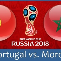 Portugal 1 - 0 Morocco: Cristiano Ronaldo's 4th goal at World Cup ensures Portugal victory over Morocco - FIFA World Cup Match Summary