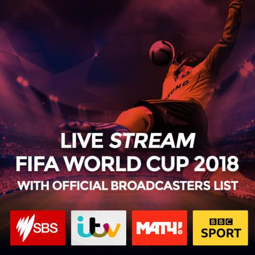 World Cup 2018 Tv Broadcast