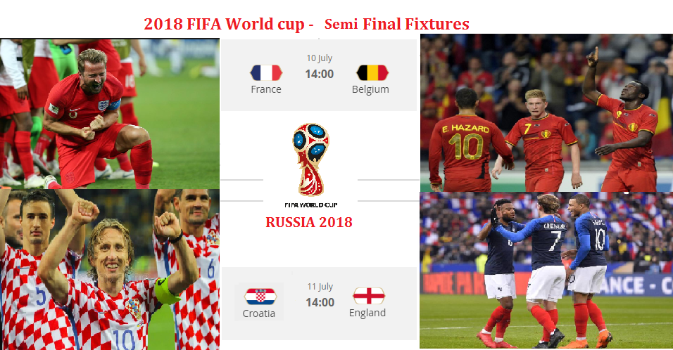 Fifa world cup  semi final