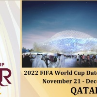 2022 FIFA World Cup, Qatar: Dates are announced - Full Schedule and Fixtures