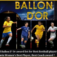 FIFA announced Ballon D' Or award list for Best football player in 2018 - Who has the best chances of winning Best Womens Player, Best Women's Coach awards - See Full analysis