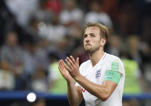 Harry Kane won the golden boot award at 2018 FIFA world cup