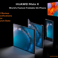 HUAWEI Mate X Review and Specifications – First 5G foldable phone, Leica camera, Price, Release Date in US,India,Europe and Africa