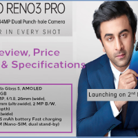 OPPO Reno 3 Pro - Review and Specifications (March 2020) - Dual Punch hole Camera, Features, Release date and Price
