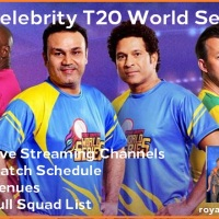 Which TV channels broadcasting the Celebrity Twenty20 (T20) Legends Cricket Tournament – Watch T20 Legends Cricket Tournament Telecast in India, US, Canada, Europe & Online live streaming