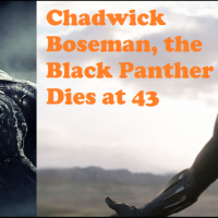 Chadwick Boseman, the Black Panther superhero dies at the Age of 43